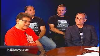 "Pro Wrestling  with TITO SANTANA, frmr Champ & ""350 DAYS"" Documentary film team."