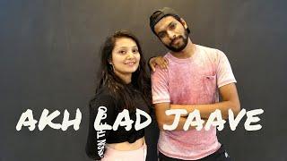 Akh Lad Jaave Dance | Deepak Tulsyan Choreography | Loveyatri | Badshah