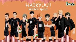 #Ngoplo Haikyuu!! Ending S4 - Kessen Spirit [LMC Remix]