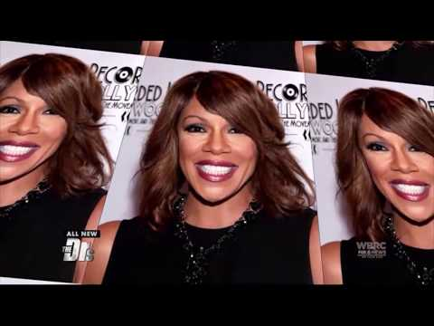 What an Actress Did to Remove Pigment Stains on Whites of Her Eyes - Wendy Raquel Robinson Story