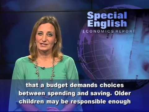 Phát âm chuẩn cùng VOA - Anh ngữ đặc biệt: Children and Money (VOA)