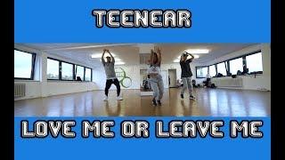 teenear fetty wap love me or leave me dance choreographie von hai kurs video
