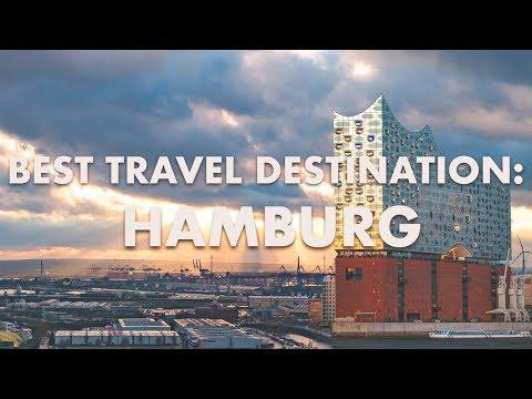 Best Travel Destinations 2018 - Hamburg Travel Guide