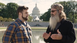 """Phil Robertson: From """"In the Woods"""" to in the Swamp"""
