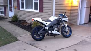 2008 Buell Firebolt Xb12R For Sale in Buffalo Ny.