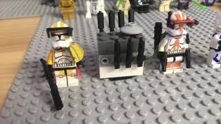 Star Wars Lego custom clones
