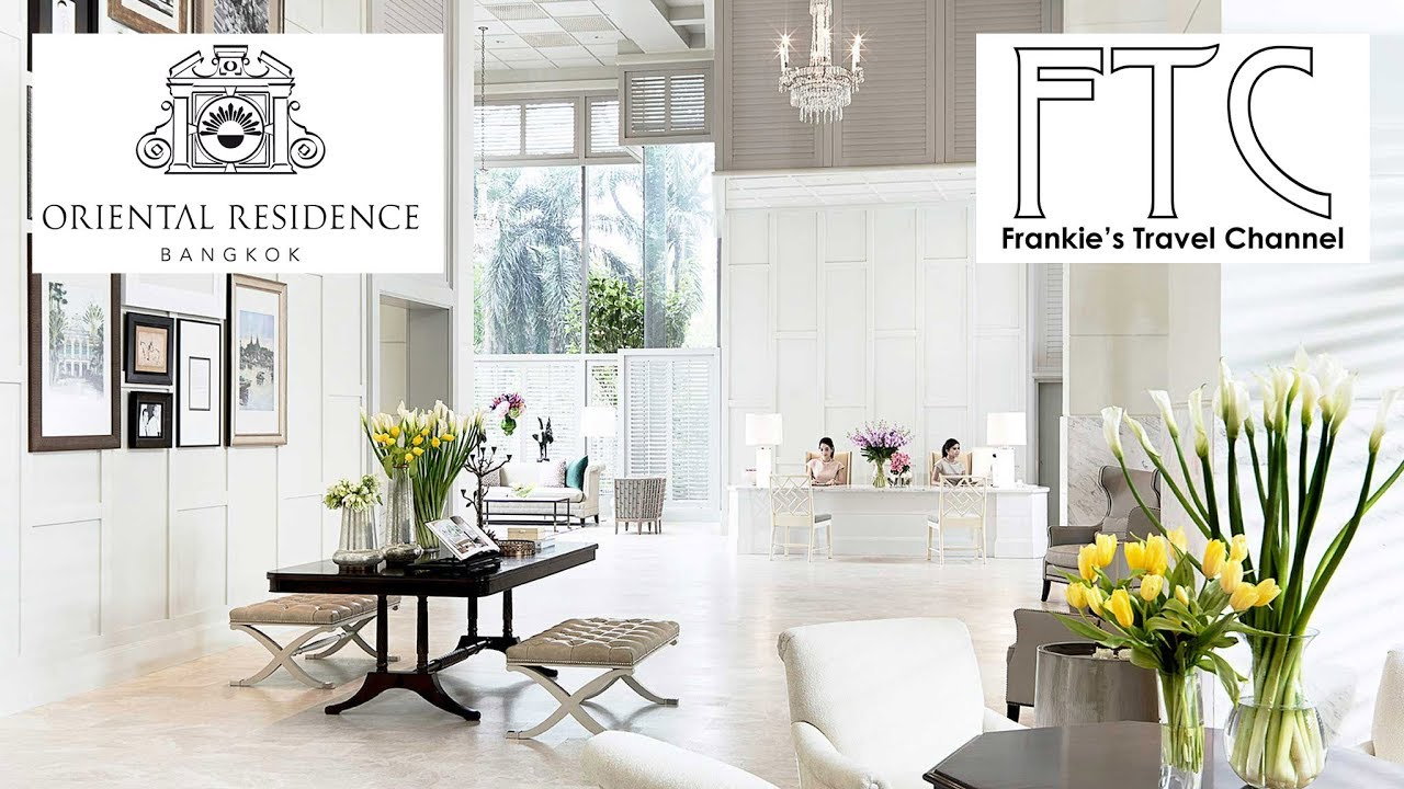 Oriental Resisdence Bangkok - One Bedroom Suite Corner 曼谷東方公寓 ...