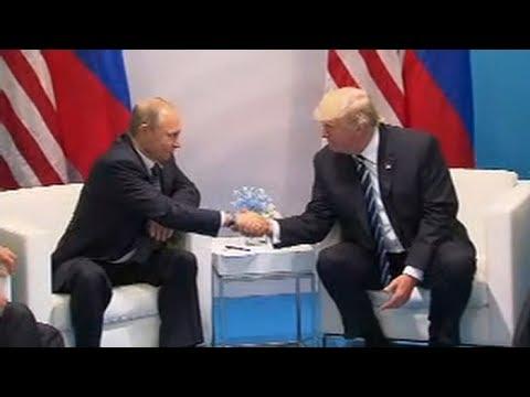 Prvi sastanak Trumpa i Putina