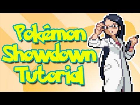 Pokémon Showdown Tutorial