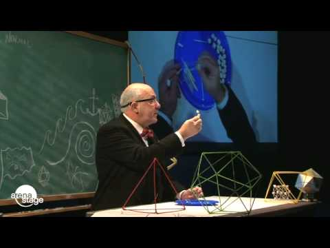 """""""R. Buckminster Fuller: THE HISTORY (and Mystery) OF THE UNIVERSE"""" at Arena Stage in Crystal City"""