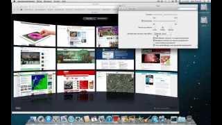 Werken met de Mac les 4