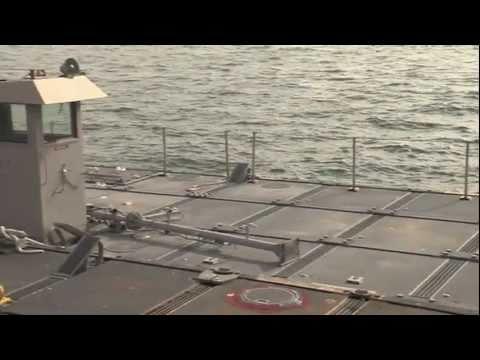 U.S. Navy Causeway Barge on GovLiquidation.com
