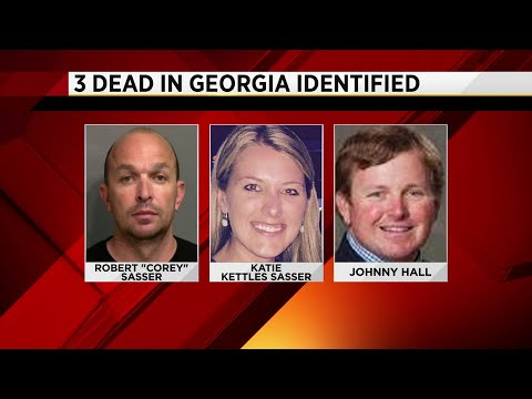 McIntosh County sheriff names 3 dead in Georgia
