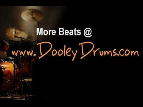 Backing/Jam Track - Rock Drum Beat 93 BPM DooleyDrums.com