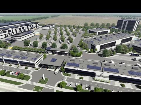 "Industrial park ''Sigma Park Yarychiv"" Ukraine"