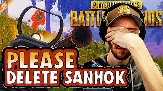 Please Delete Sanhok ft. Halİfax - chocoTaco PUBG Duos Gameplay