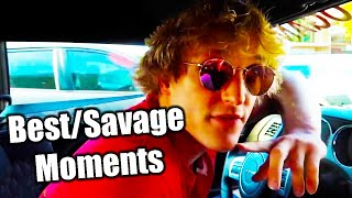 Logan Paul Best and Savage Moments