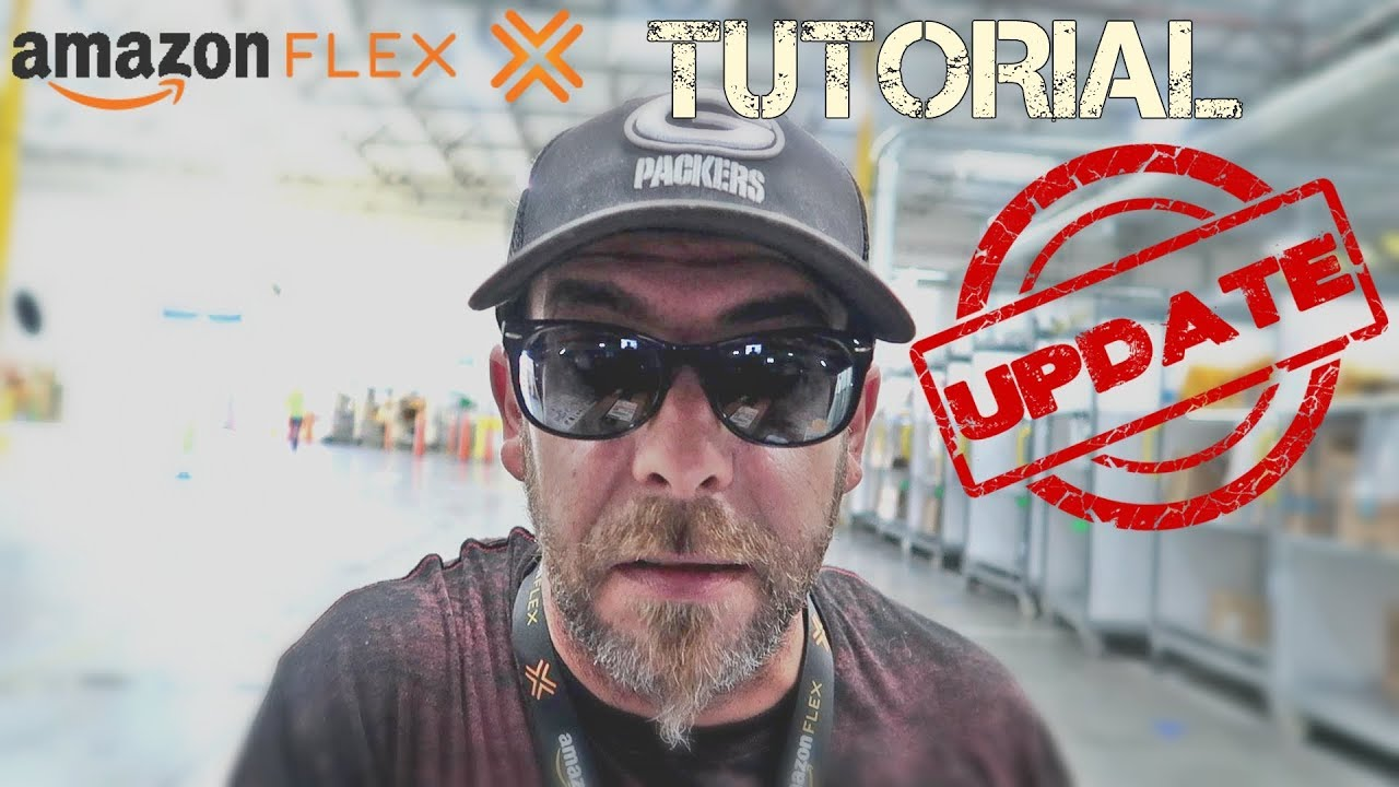 Step by step amazon flex driver tutorial. UPDATED, I GOT SUSPENDED!