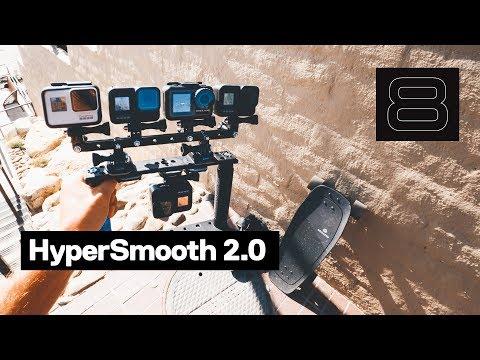 GoPro HERO8 - Extreme Stabilization Demo