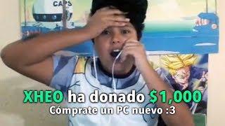 Donando $1000 a Youtubers y Streamers Aleatorios En Directo