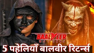 Baalveer Retruns Paheliyan     Serials Cast   Tv Shows     Baalveer Retuns Upcoming Episode 144