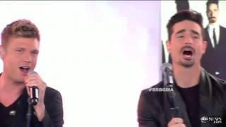 "2013-05-15 - Backstreet Boys on GMA ""Permanent Stain"""