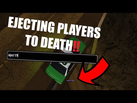 EJECTING PLAYERS TO DEATH!!