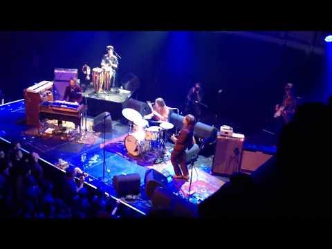 DeWolff LIVE, Paradiso Amsterdam, 04.02.2016, Black Cat Woman.