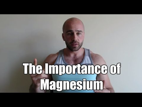 The Importance Of Magnesium Supplementation
