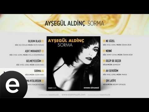 Sorma (Ayşegül Aldinç) Official Audio #sorma #ayşegülaldinç