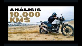 Royal Enfield Himalayan: lo bueno y MALO tras 10.000 kms de uso