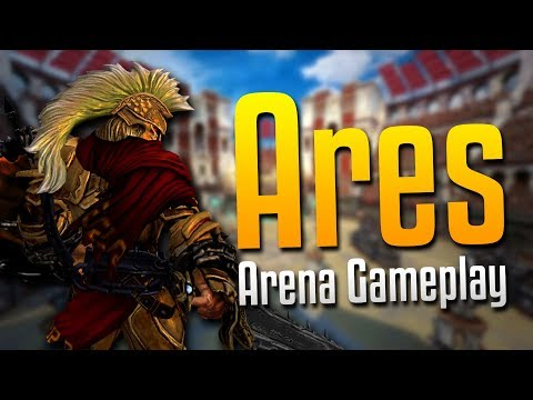 Smite: SCUMMING IT UP!- Ares Arena Gameplay