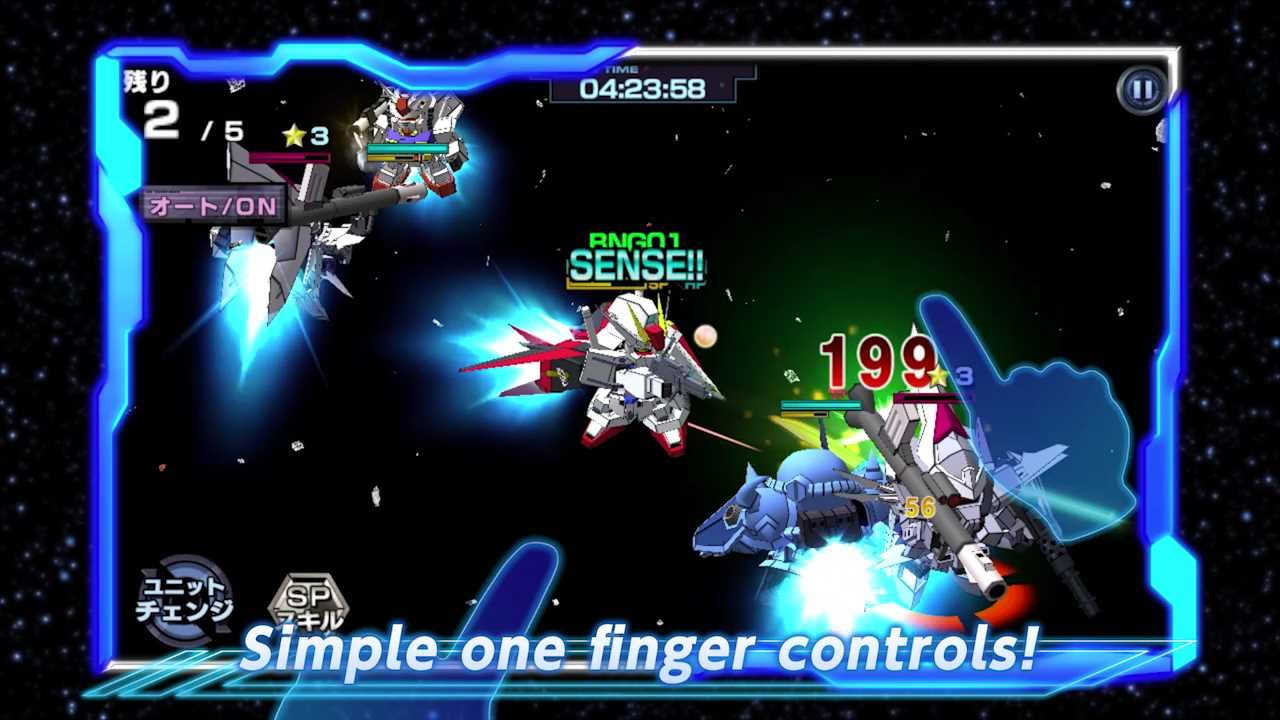 Sd Gundam Strikers Trailer 2 Youtube
