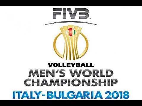 Volleyball world championship 2018 Round 2 Serbia vs France