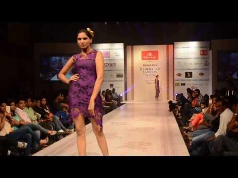 Hyderabad Fashion Week 2013 - Wajahat Mirza