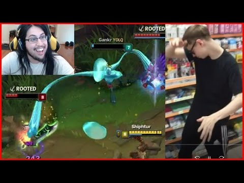 Dyrus' Death Predicted 2 Times | Jensen's Sexy Dance | Insane Zac Play - Best of LoL Streams #67