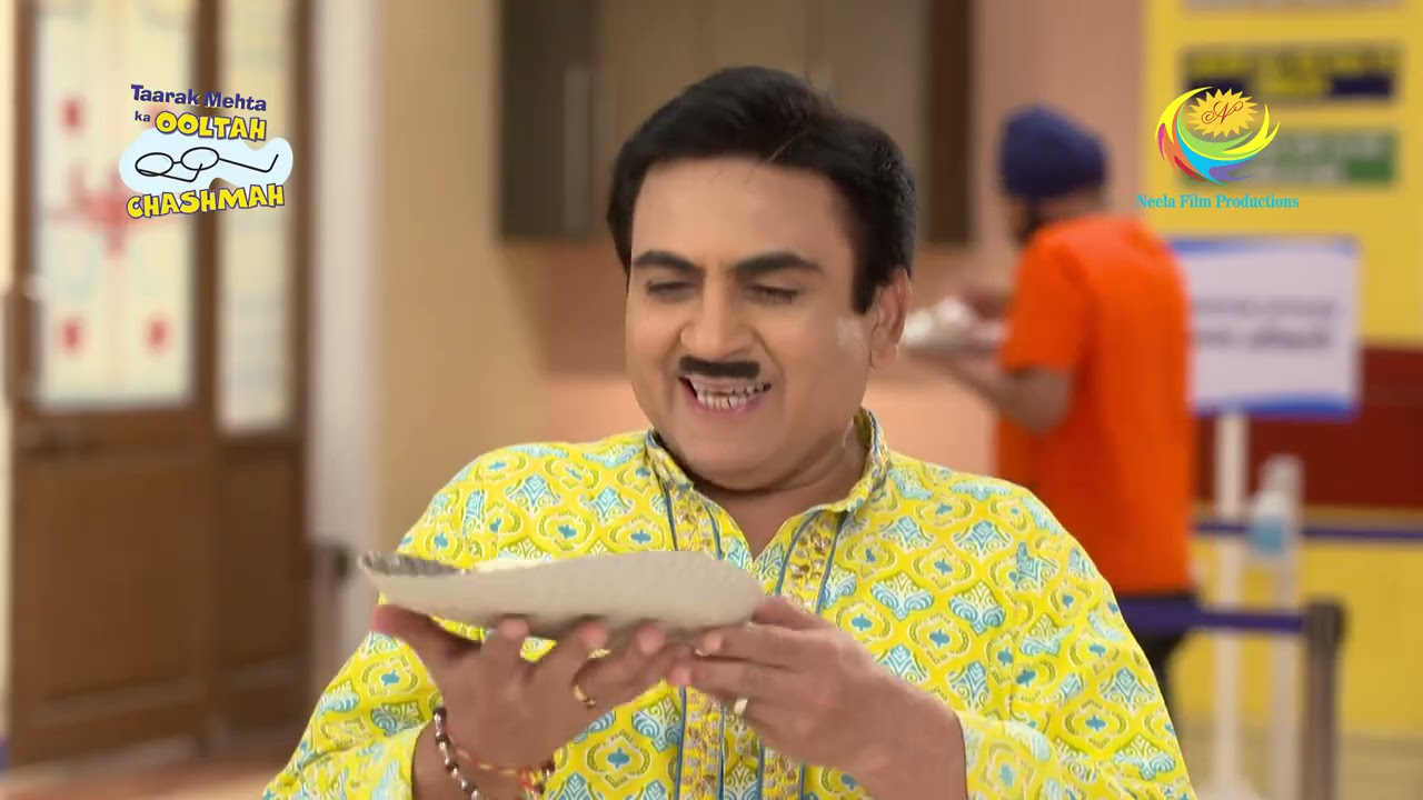 Download Taarak Mehta Ka Ooltah Chashmah   Ep 3242   Full Episode   30th August, 2021