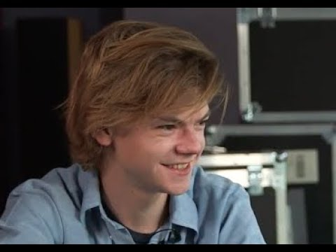 Thomas BrodieSangster Opens Up About His Favourite Movie Memories