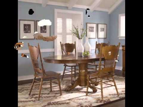 Casual dining room interior design decorating ideas