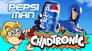 PEPSIMAN JAPANESE COMMERCIALS