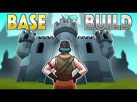 Legendary Base Build! (Fortnite Battle Royale)