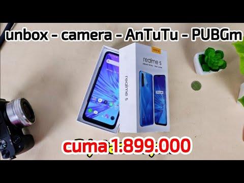 Smartphone entry-level dari Realme kembali hadir yaitu Realme C3 hadir dengan Triple Camera, Baterai.