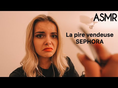 THE WOOOORST SEPHORA SALESWOMAN (ASMR) from YouTube · Duration:  25 minutes 5 seconds