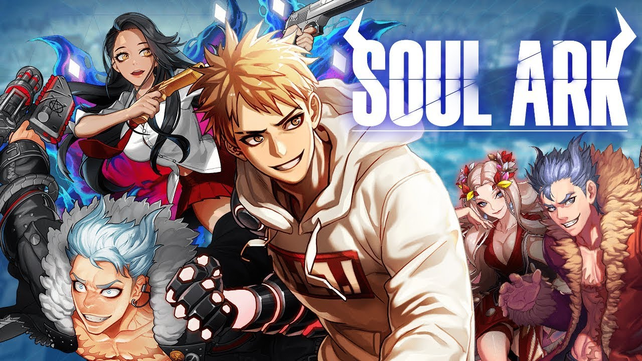 SOUL ARK Gameplay Android English Version