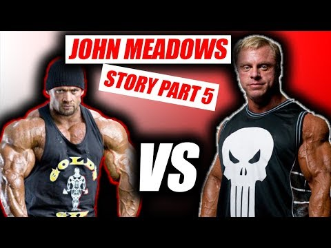 Face to face with Branch Warren - The John Meadows Story Part 5