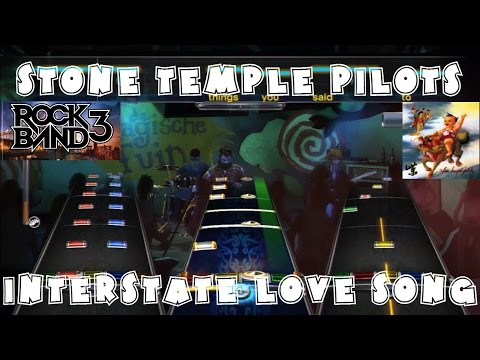 Stone Temple Pilots - Interstate Love Song - Rock Band DLC Expert Full Band (January 8th, 2008)