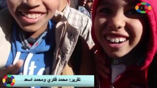 فيديو| حفاظًا على التلاميذ.. مطالب بتغطية