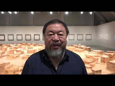 Ai Weiwei at HAM Helsinki Art Museum