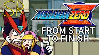 Megaman Zero Series - From Start To Finish