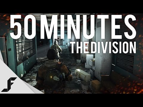 50 Minutes of The Division Gameplay
